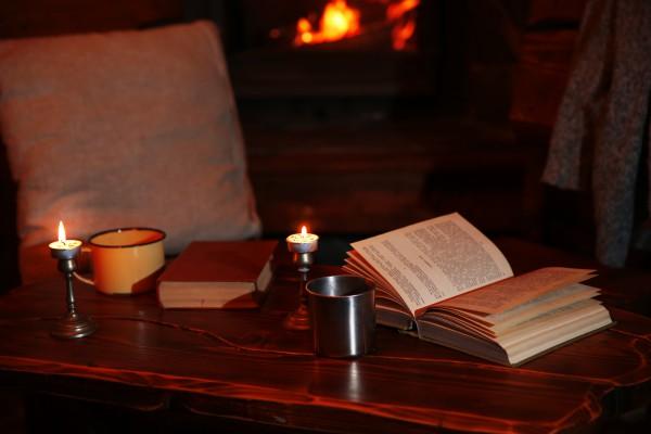 Litteratur-aften